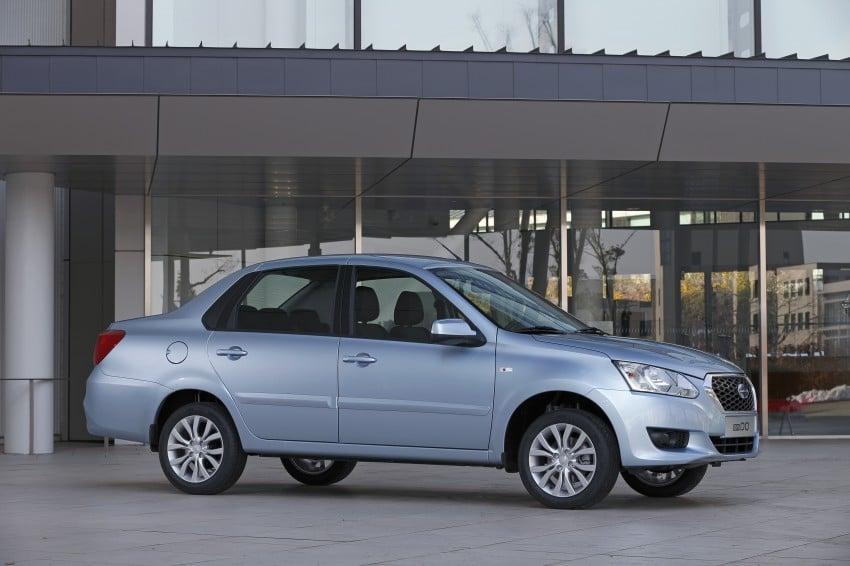 Datsun on-DO sedan – based on Lada, made in Russia Image #240666