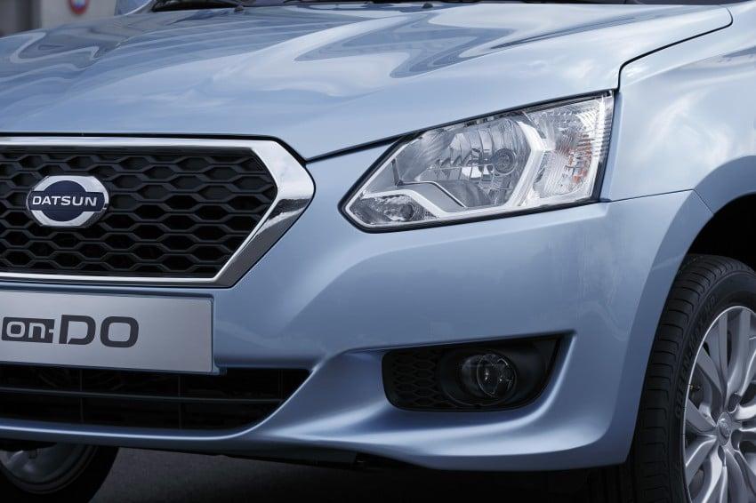 Datsun on-DO sedan – based on Lada, made in Russia Image #240659