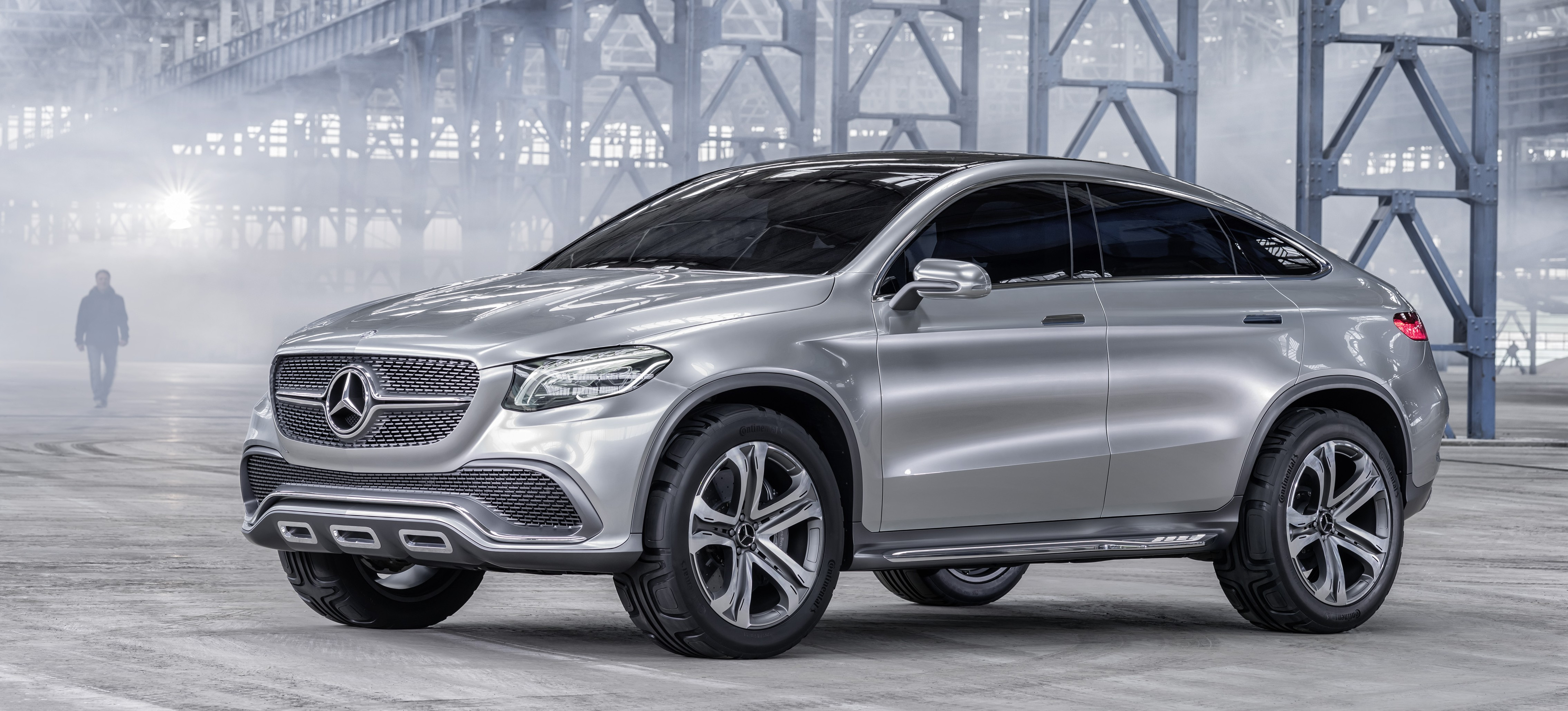 Mercedes C Coupe >> Mercedes-Benz Coupe SUV Concept previews X6 rival Paul Tan - Image 242566