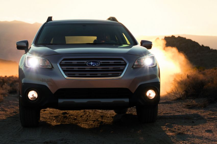 2015 Subaru Outback – jacked-up Legacy debuts in NY Image #243813