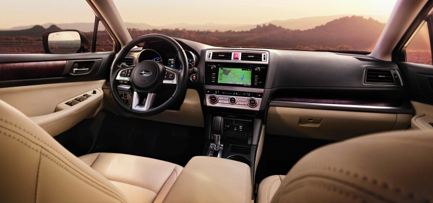 2015 Subaru Outback – jacked-up Legacy debuts in NY Image #243815