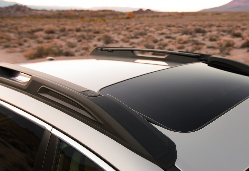 2015 Subaru Outback – jacked-up Legacy debuts in NY Image #243821