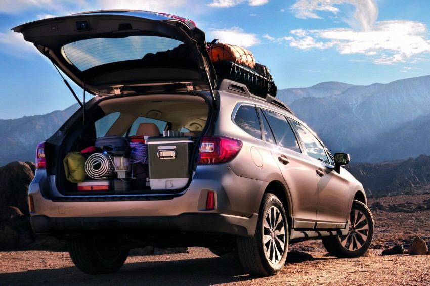 2015 Subaru Outback – jacked-up Legacy debuts in NY Image #243823