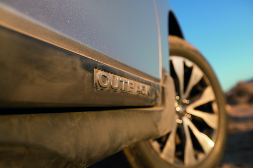 2015 Subaru Outback – jacked-up Legacy debuts in NY Image #243825