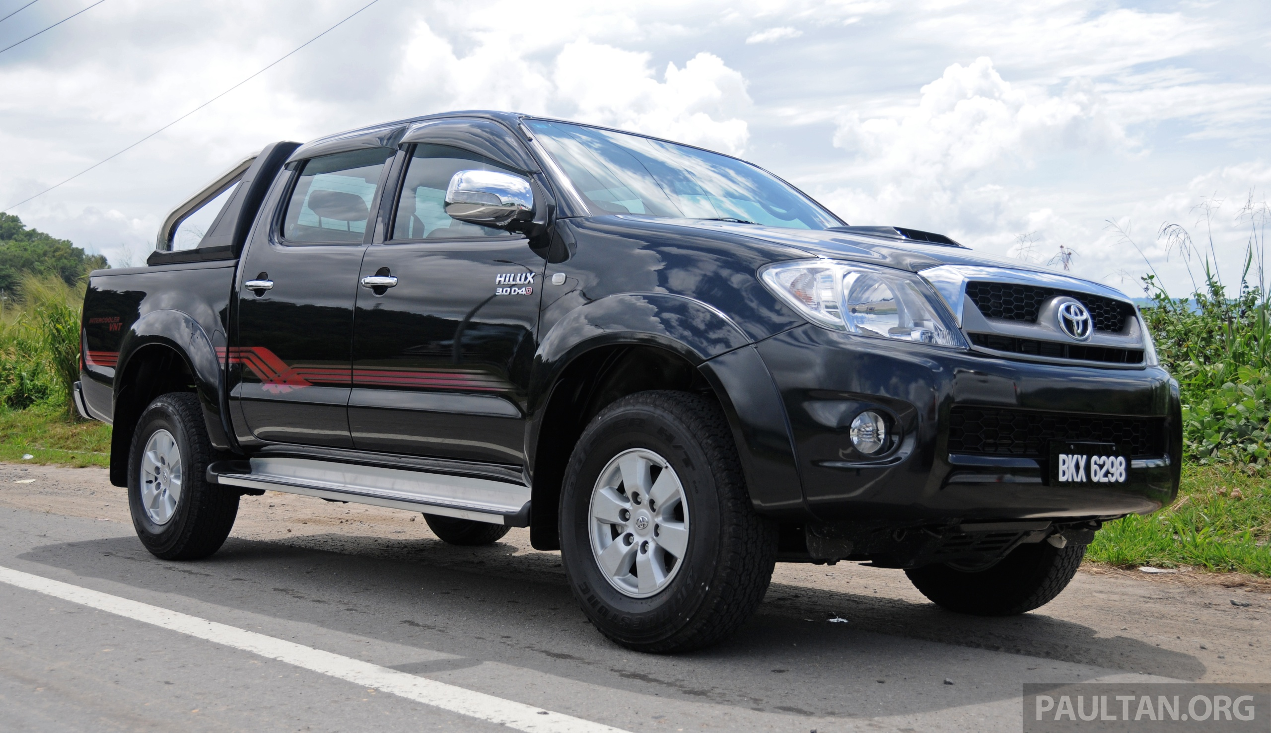 2005 2010 Toyota Hilux Fortuner And Innova Recalled Image