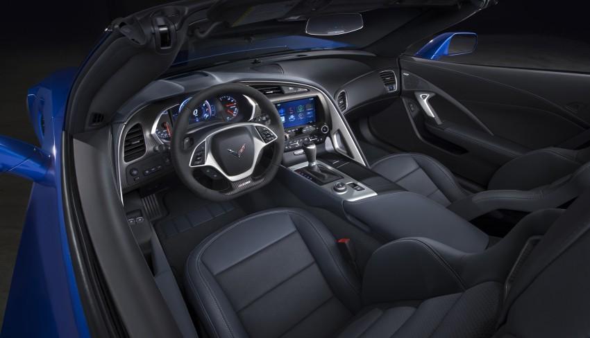 Chevrolet Corvette Z06 Convertible – track-spec cabrio Image #240731