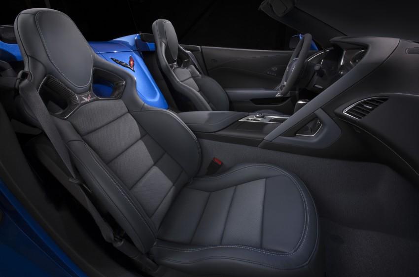 Chevrolet Corvette Z06 Convertible – track-spec cabrio Image #240732