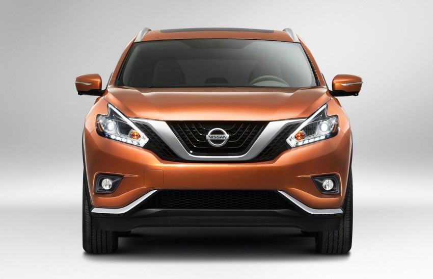 Third-generation Nissan Murano – first official photos Image #241113
