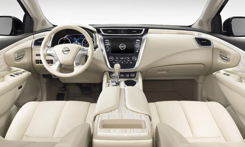 Third-generation Nissan Murano – first official photos Image #241088