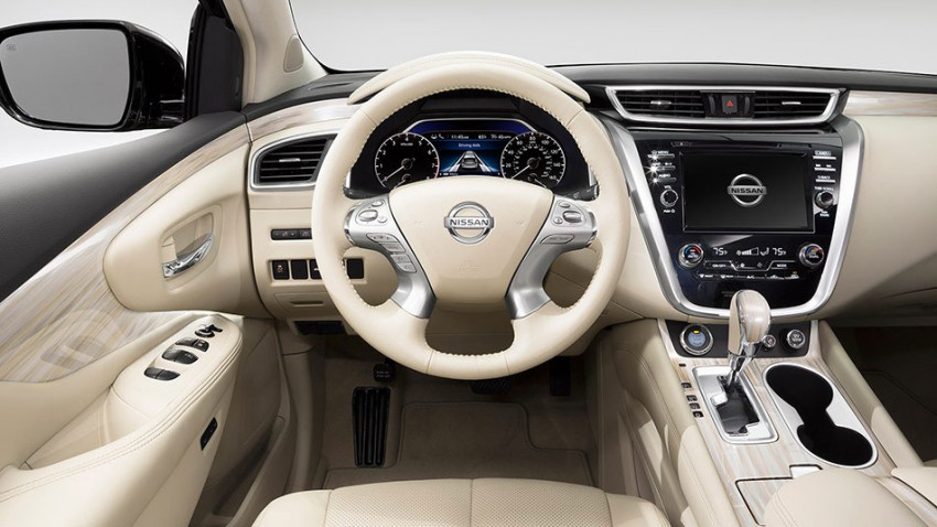 Third-generation Nissan Murano – first official photos Image #241090
