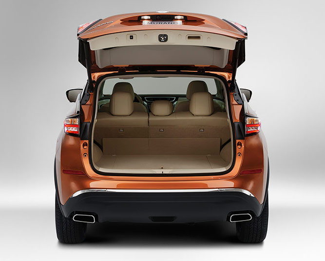 Third-generation Nissan Murano – first official photos Image #241092