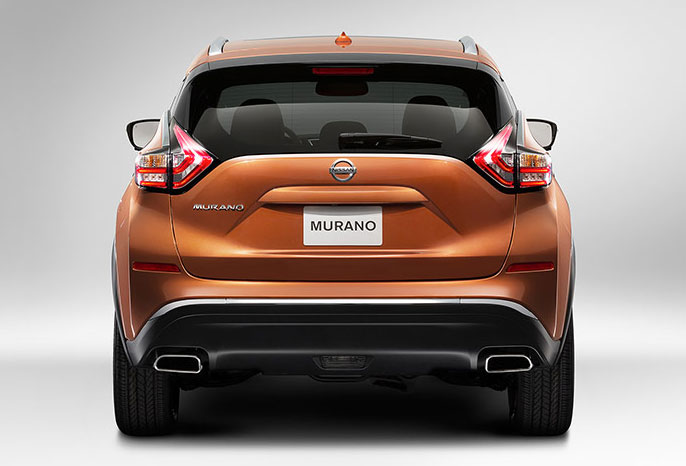 Third-generation Nissan Murano – first official photos Image #241093