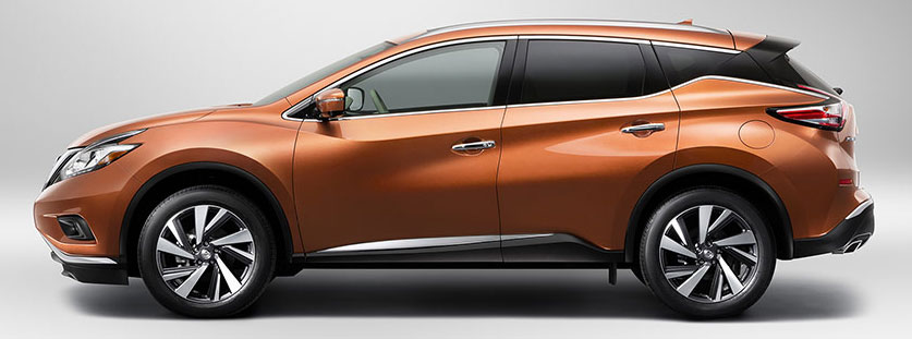 Third-generation Nissan Murano – first official photos Image #241094