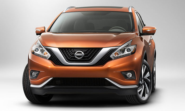 Third-generation Nissan Murano – first official photos Image #241095