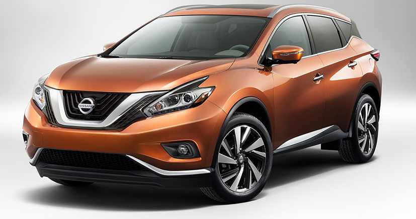 Third-generation Nissan Murano – first official photos Image #241097