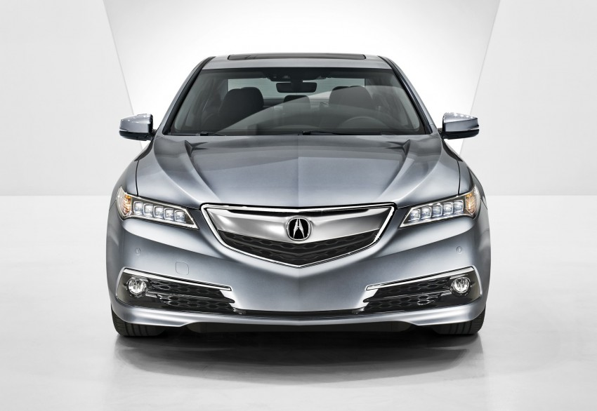 2015 Acura TLX taking the fight to Infiniti and Lexus – offers world's first DCT with torque converter Image #242174