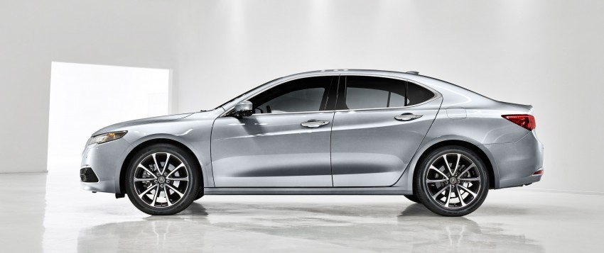 2015 Acura TLX taking the fight to Infiniti and Lexus – offers world's first DCT with torque converter Image #242172