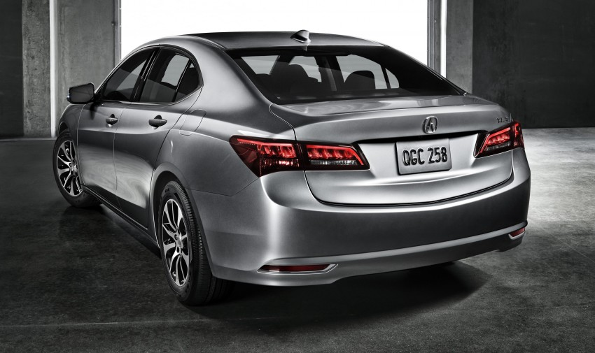 2015 Acura TLX taking the fight to Infiniti and Lexus – offers world's first DCT with torque converter Image #242129