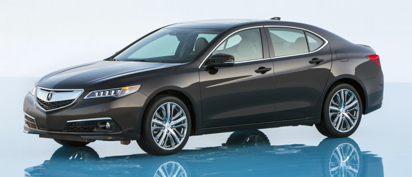2015 Acura TLX taking the fight to Infiniti and Lexus – offers world's first DCT with torque converter Image #242125