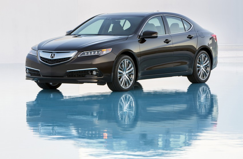 2015 Acura TLX taking the fight to Infiniti and Lexus – offers world's first DCT with torque converter Image #242166
