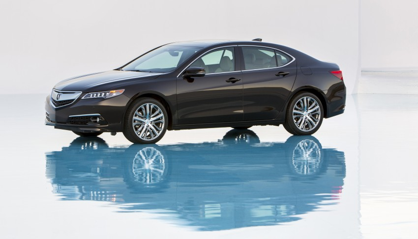 2015 Acura TLX taking the fight to Infiniti and Lexus – offers world's first DCT with torque converter Image #242164
