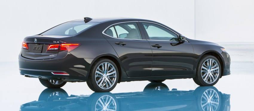 2015 Acura TLX taking the fight to Infiniti and Lexus – offers world's first DCT with torque converter Image #242157