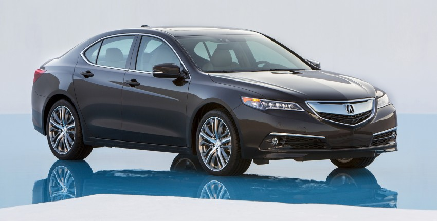 2015 Acura TLX taking the fight to Infiniti and Lexus – offers world's first DCT with torque converter Image #242158