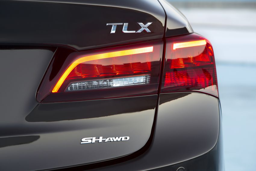 2015 Acura TLX taking the fight to Infiniti and Lexus – offers world's first DCT with torque converter Image #242153