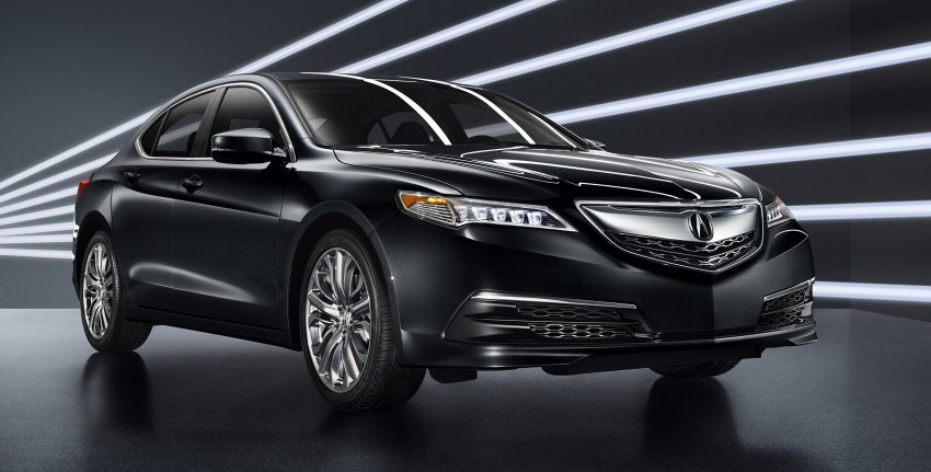 2015 Acura TLX taking the fight to Infiniti and Lexus – offers world's first DCT with torque converter Image #242156