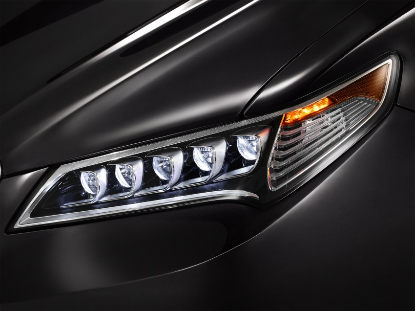 2015 Acura TLX taking the fight to Infiniti and Lexus – offers world's first DCT with torque converter Image #242128