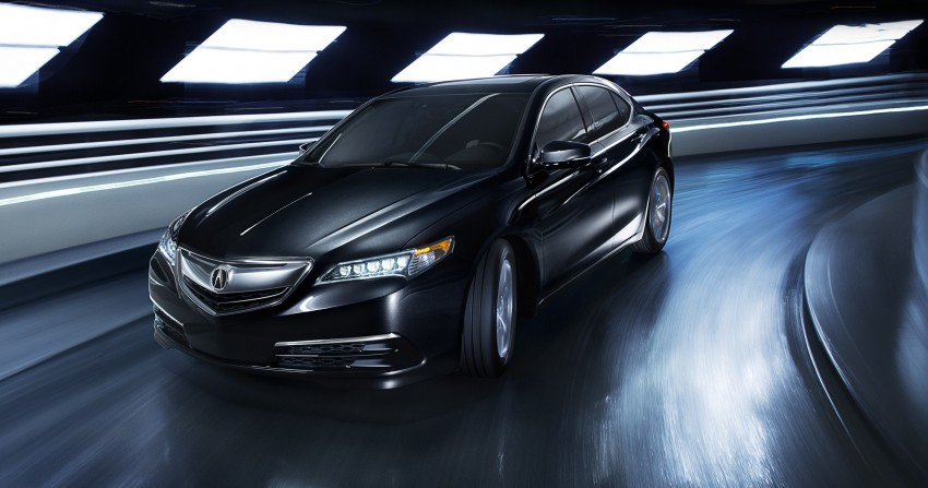2015 Acura TLX taking the fight to Infiniti and Lexus – offers world's first DCT with torque converter Image #242147