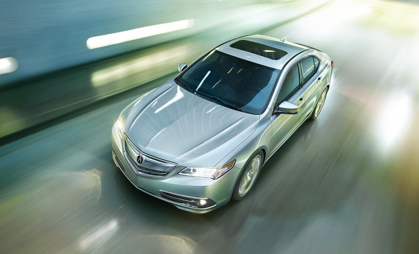 2015 Acura TLX taking the fight to Infiniti and Lexus – offers world's first DCT with torque converter Image #242148