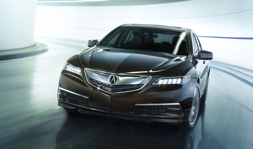2015 Acura TLX taking the fight to Infiniti and Lexus – offers world's first DCT with torque converter Image #242127