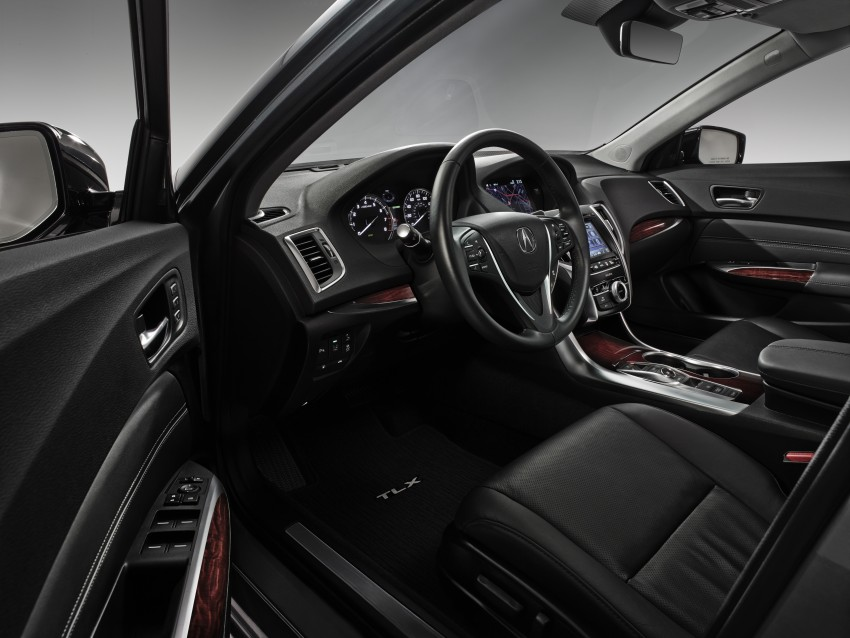 2015 Acura TLX taking the fight to Infiniti and Lexus – offers world's first DCT with torque converter Image #242145