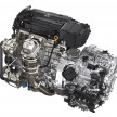 2015 TLX 4-cylinder Engine