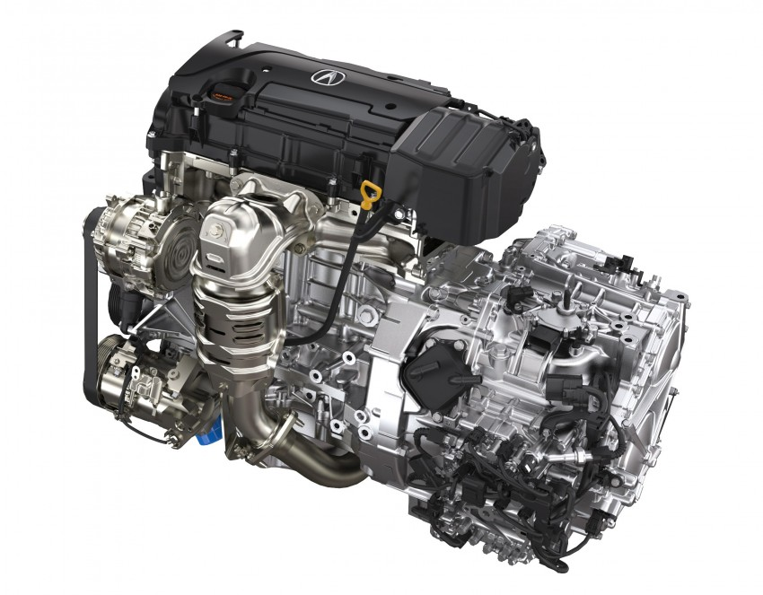2015 Acura TLX taking the fight to Infiniti and Lexus – offers world's first DCT with torque converter Image #242139