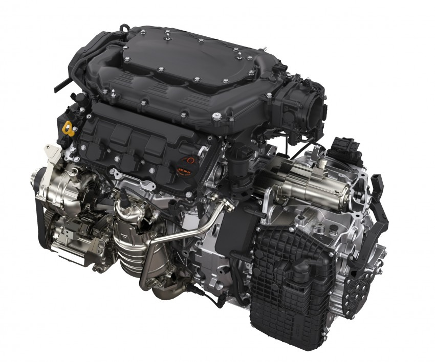 2015 Acura TLX taking the fight to Infiniti and Lexus – offers world's first DCT with torque converter Image #242135