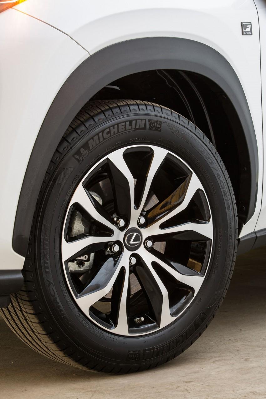 Lexus NX – full details revealed at Auto China 2014 Image #243185