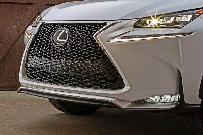 Lexus NX – full details revealed at Auto China 2014 Image #243183