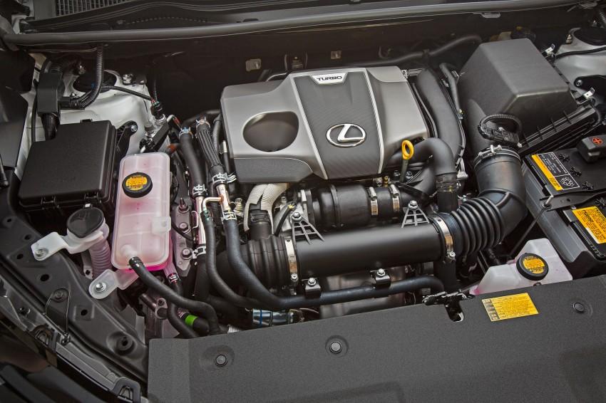 Lexus NX – full details revealed at Auto China 2014 Image #243179