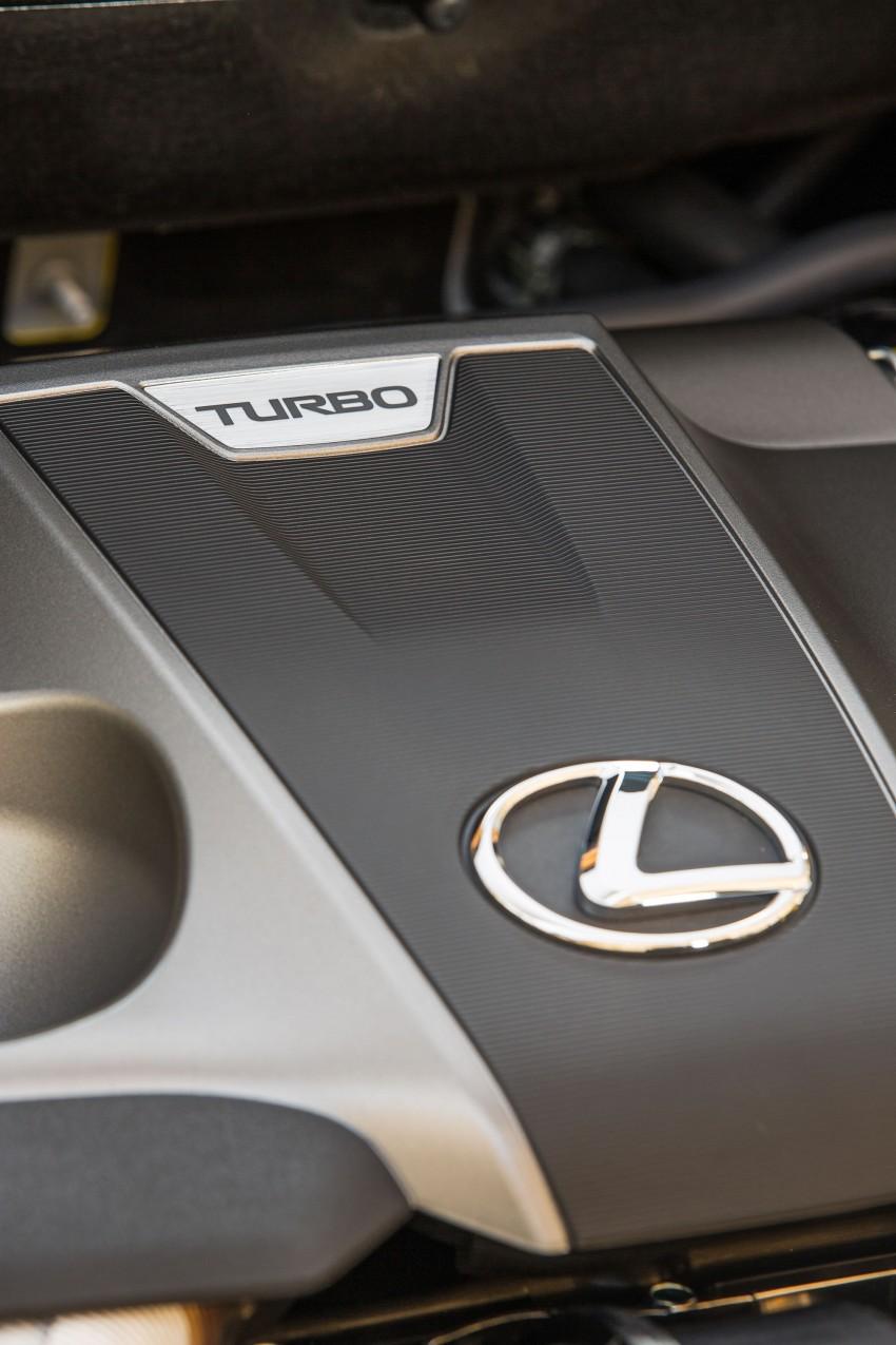Lexus NX – full details revealed at Auto China 2014 Image #243181