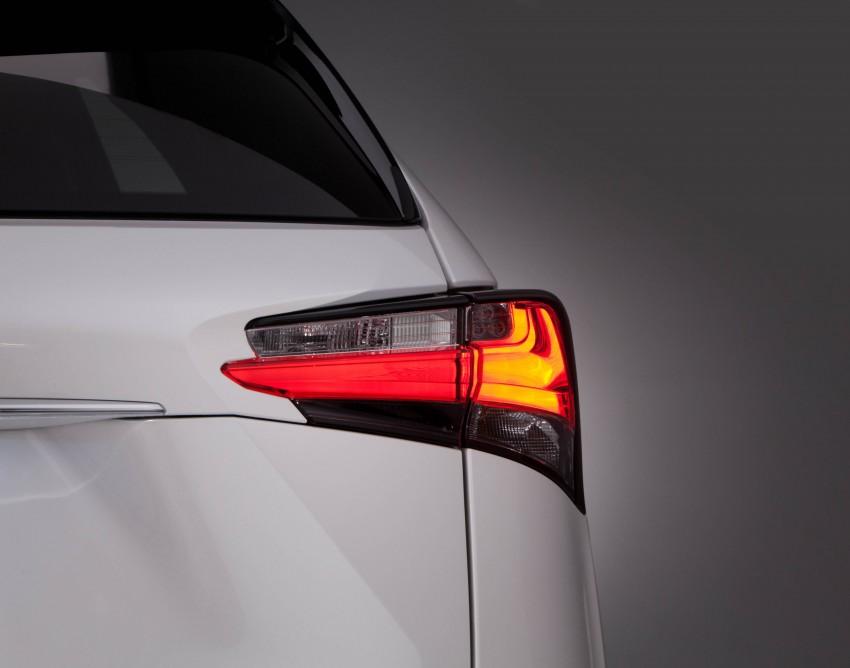 Lexus NX – full details revealed at Auto China 2014 Image #243168