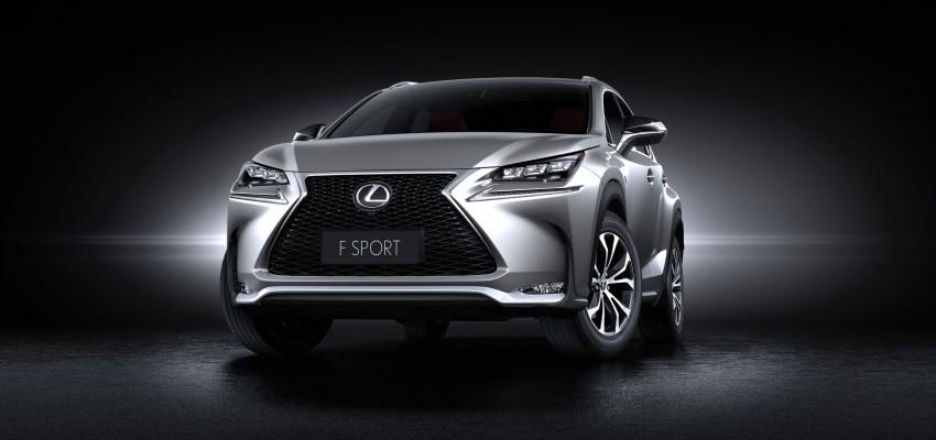 Lexus NX – full details revealed at Auto China 2014 Image #243166