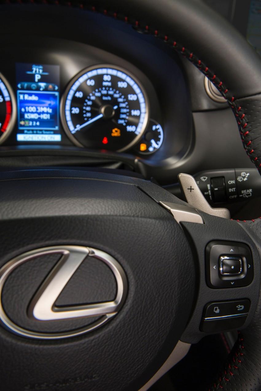 Lexus NX – full details revealed at Auto China 2014 Image #243159