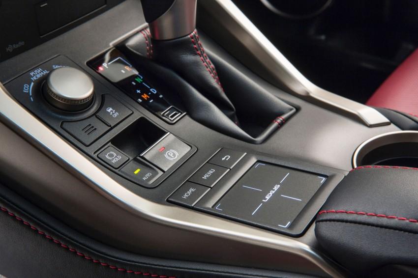 Lexus NX – full details revealed at Auto China 2014 Image #243157