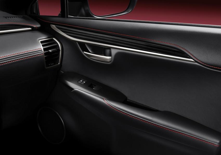 Lexus NX – full details revealed at Auto China 2014 Image #243155