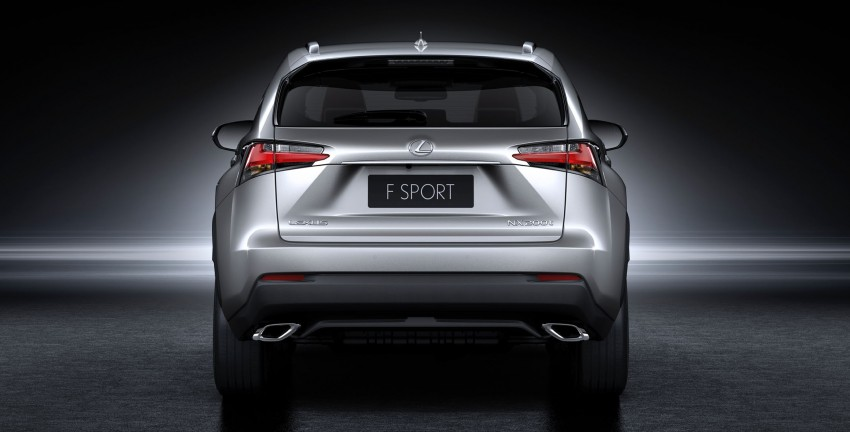 Lexus NX – full details revealed at Auto China 2014 Image #243146