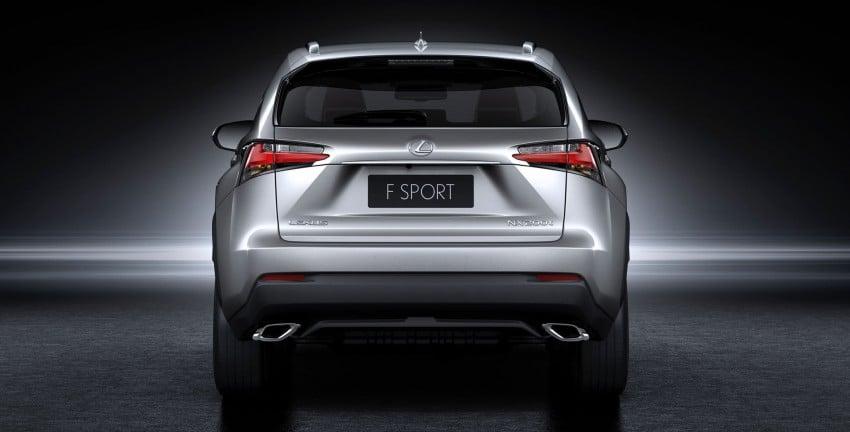 Lexus NX – full details revealed at Auto China 2014 Image #243146