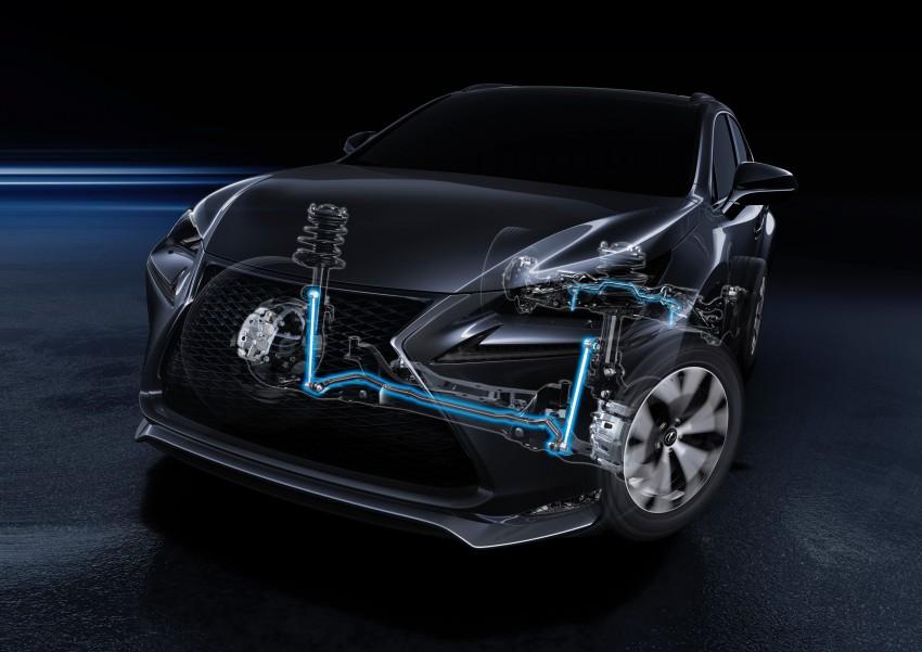 Lexus NX – full details revealed at Auto China 2014 Image #243135