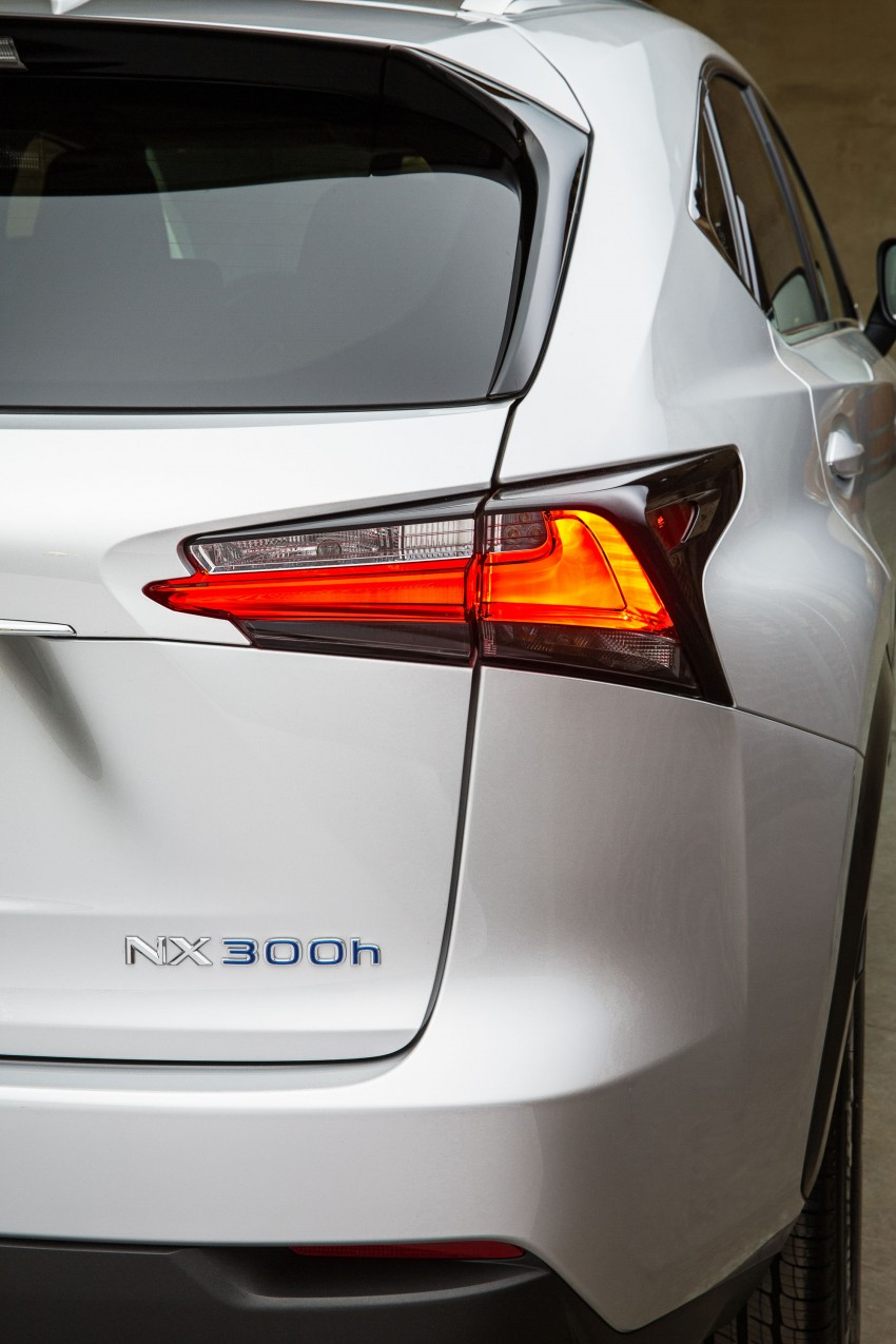 Lexus NX – full details revealed at Auto China 2014 Image #243226